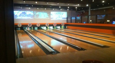 Photo of Restaurant Dust Bowl Lanes and Lounge at 211 S. Elgin, Tulsa, OK 74120, United States