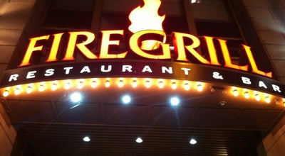 Photo of American Restaurant Firegrill Restaurant & Bar at 1490 Stanley, Montreal H3A 1P7, Canada