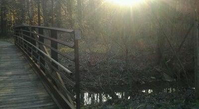 Photo of Trail Clark's Creek Greenway at Mallard Creek Road, Charlotte, NC 28262, United States