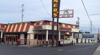 Photo of American Restaurant Miner's Drive-in Restaurant at 2415 S 1st St, Yakima, WA 98903, United States