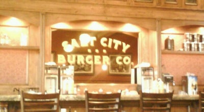 Photo of Burger Joint Salt City Burgers at 9176 S Village Shop Dr (quarry Bend), Sandy, UT 84094, United States
