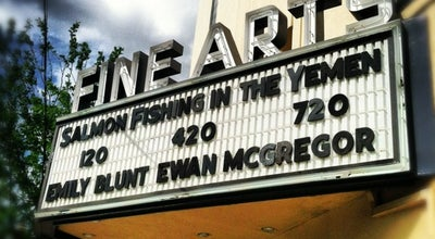 Photo of Tourist Attraction Fine Arts Theater at 36 Biltmore Ave, Asheville, NC 28801, United States