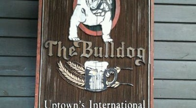 Photo of American Restaurant The Bulldog at 3236 Magazine St, New Orleans, LA 70115, United States