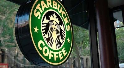 Photo of Coffee Shop Starbucks at Mammut Ii., Budapest 1024, Hungary
