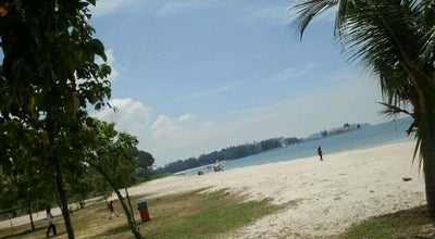 Photo of Beach Pantai Saujana (Pantai Batu Empat) at Batu 4, Port Dickson 71000, Malaysia