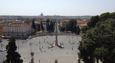 Photo of Garden Piazzale Napoleone I at Italy