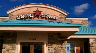Photo of American Restaurant Lone Star Steakhouse & Saloon at 13049 Us 70 Business Hwy W, Clayton, NC 27520, United States