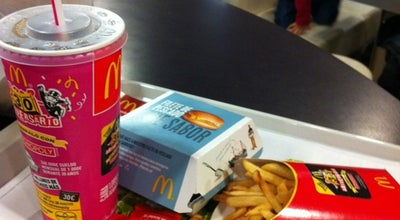 Photo of Fast Food Restaurant McDonald's at Rambla Dels Caputxins, 60, Barcelona 08002, Spain
