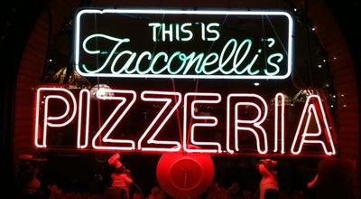 Photo of Restaurant Tacconelli's Pizza at 2604 E Somerset St, Philadelphia, PA 19134, United States