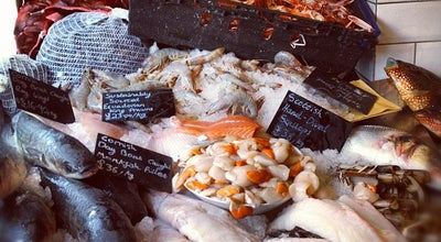 Photo of Fish Market Fin & Flounder at 71 Broadway Market, London E8 4PH, United Kingdom