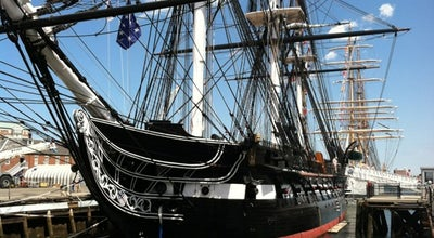 Photo of Boat or Ferry USS Constitution at Bldg. 5, Charlestown Navy Yard, Boston, MA 02129, United States