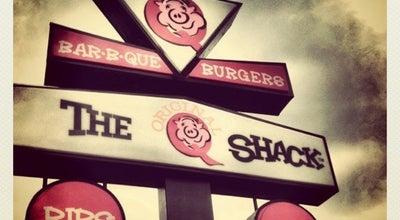 Photo of American Restaurant The Original Q Shack at 2510 University Drive, Durham, NC 27707, United States