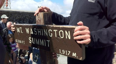 Photo of Mountain Mount Washington at Randolph, NH 03846, United States