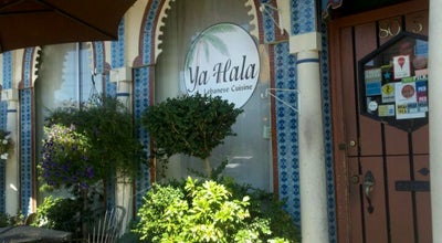 Photo of Middle Eastern Restaurant Ya Hala Lebanese Cuisine at 8005 Se Stark St, Portland, OR 97215, United States