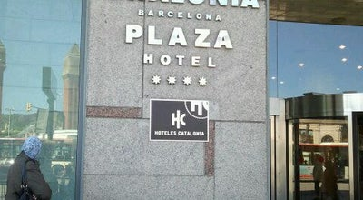 Photo of Hotel Hotel Catalonia Barcelona Plaza at Pl. Espanya, 6-8, Barcelona 08014, Spain