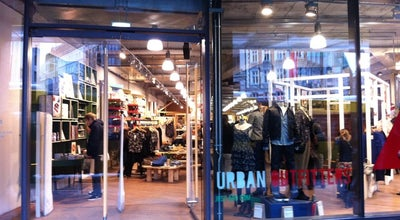 Photo of Clothing Store Urban Outfitters at Gänsemarkt 45, Hamburg 20354, Germany