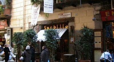 Photo of Pizza Place Pizzeria Sorbillo at Via Dei Tribunali, 32, Napoli 80138, Italy