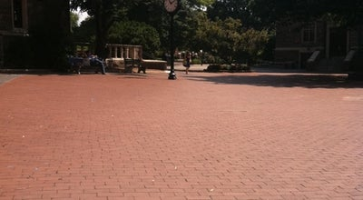 Photo of College Quad Red Square | Georgetown University at 3700 O St Nw, Washington, DC 20057, United States
