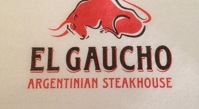 Photo of Steakhouse El Gaucho Argentinian Steakhouse at Hviezdoslavovo Namestie 13, Bratislava 811 02, Slovakia