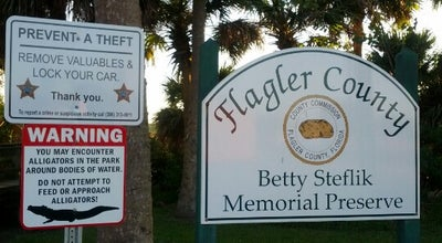 Photo of Other Great Outdoors Betty Steflik Memorial Preserve at Flagler Beach, FL 32136, United States