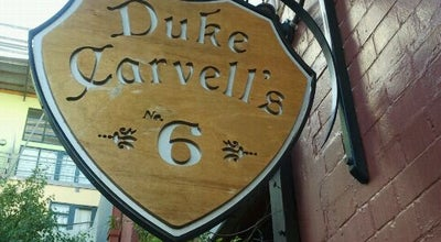 Photo of Cafe Duke Carvell's at 6 Swan Lane, Te Aro 6011, New Zealand