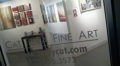 Photo of Art Museum Museum of Contemporary Art of Georgia at 75 Bennett St Nw, Atlanta, GA 30309, United States