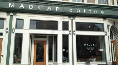 Photo of Cafe MadCap Coffee Company at 98 Monroe Center St Nw, Grand Rapids, MI 49503, United States