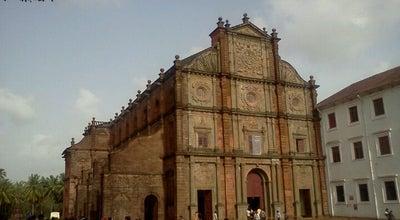 Photo of Monument / Landmark Basilica of Bom Jesus at Old Goa, Panjim 403402, India