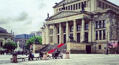 Photo of Monument / Landmark Gendarmenmarkt at Mitte, Berlin 10117, Germany