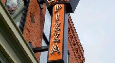 Photo of Italian Restaurant Racca's Pizzeria Napoletana at 2129 Larimer Street, Denver, CO 80205, United States