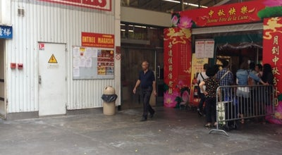 Photo of Supermarket Tang Frères at 48 Avenue D'ivry, Paris 75013, France