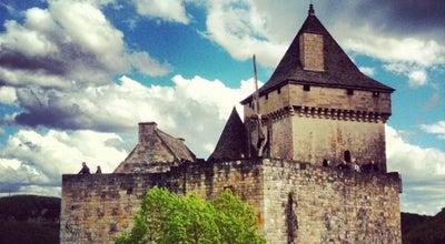 Photo of Castle Chateau de Castelnaud at Musee De La Guerre Au Moyen Age, Castelnaud-la-Chapelle 24250, France