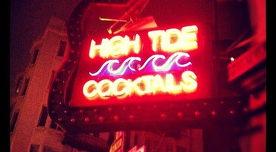 Photo of Other Venue Hi-Tide Lounge at 600 Geary St, San Francisco, CA 94109, United States