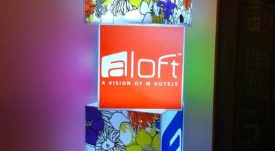 Photo of Hotel Aloft Hotels at 2296 Frederick Douglass Boulevard, New York, NY 10027, United States