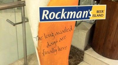 Photo of Bar Rockman's Beer Island at Level 4, Ambience Mall,, Gurgaon, India
