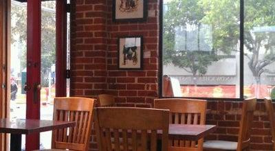 Photo of American Restaurant Brickyard Coffee & Tea at 675 W G St, San Diego, CA 92101, United States