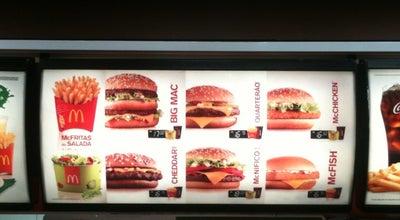 Photo of Fast Food Restaurant McDonald's at Rua Domingos De Morais 2564, Sao Paulo 04036-100, Brazil