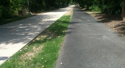 Photo of Trail Katy Trail - West Village Entrance (Blackburn) at Blackburn St., Dallas, TX 75204, United States