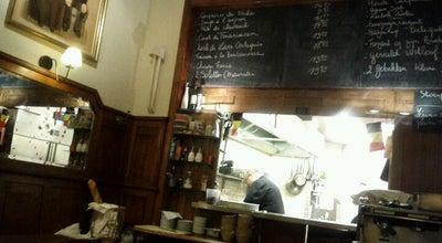 Photo of Belgian Restaurant Brasserie Ploegmans at Rue Haute 148, Brussels, Belgium