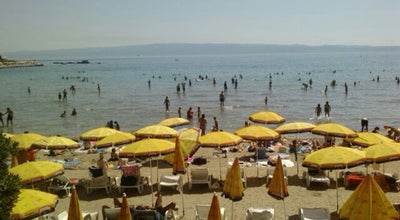 Photo of Beach Bacvice Beach at Setalista Petra Preradovica, Split, Croatia