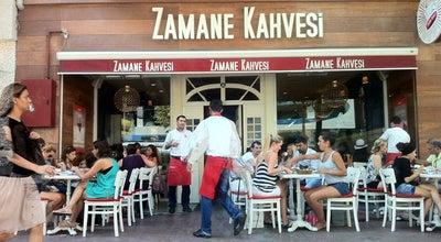 Photo of Cafe Zamane Kahvesi at Vali Konağı Cad. No:85 D:1 Nişantaşı, Istanbul, Turkey