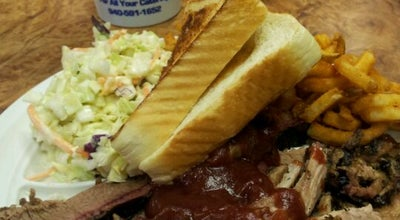 Photo of BBQ Joint Metzler's at 628 Londonderry Ln, Denton, TX 76205, United States