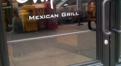 Photo of Mexican Restaurant Chipotle at 269 Amsterdam Ave, New York, NY 10023, United States