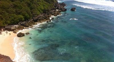 Photo of Beach Blue Point Beach at Jl. Pantai Suluban, Ungasan 80361, Indonesia