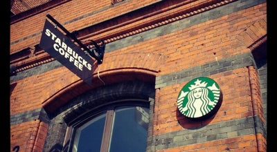 Photo of Coffee Shop Starbucks at Centralplan, Malmö 211 20, Sweden