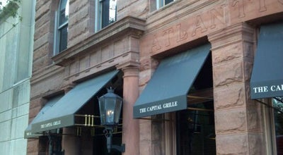 Photo of Steakhouse The Capital Grille at 601 Pennsylvania Ave, Nw, Washington, DC 20004, United States