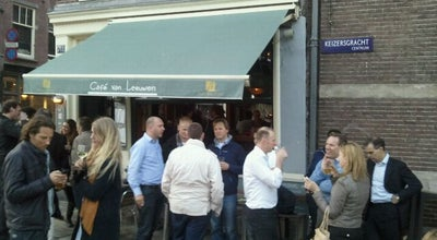 Photo of Modern European Restaurant Van Leeuwen at Keizersgracht 711, Amsterdam 1017 DX, Netherlands