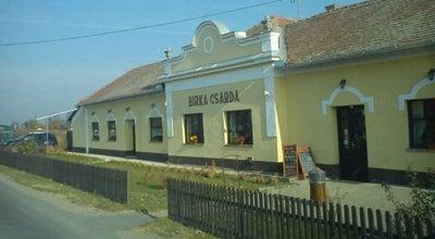 Photo of Restaurant Nagylaposi Birkacsárda at V. Kerület 289, Nagylapos 5502, Hungary