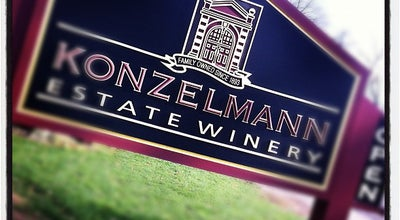 Photo of Tourist Attraction Konzelmann Estate Winery at 1096 Lakeshore Road, Niagara-on-the-Lake ON L0S 1J0, Canada