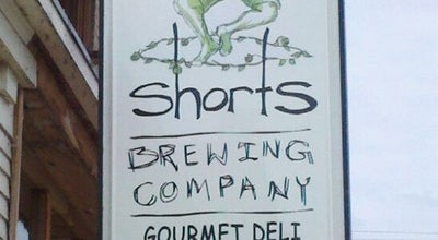 Photo of American Restaurant Short's Brewing Company at 121 N Bridge St, Bellaire, MI 49615, United States